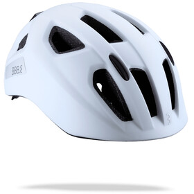 BBB Sonar Helmet Youth matt white